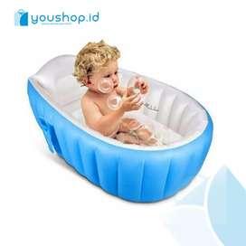 PROMO - Intime Baby Bath Tub/ Bak Mandi Bayi + BONUS POMPA