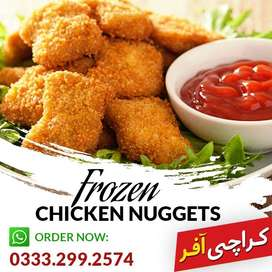 Frozen Homemade Food - Free Delivery