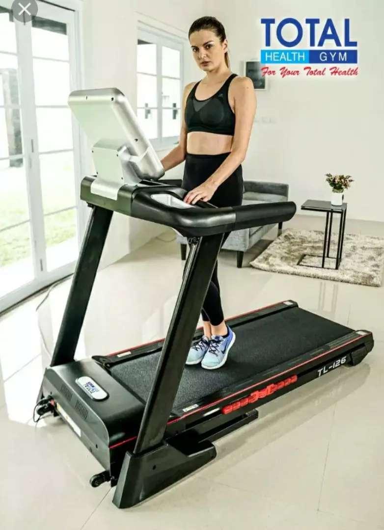 BIG Treadmill Semi Komersial TL 126 0