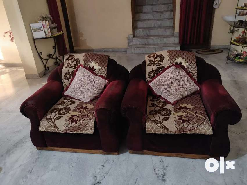 MAHARAJA SOFA 3 + 3 + 1 +1 TOTAL 4 PCS 8 SEATWR 0