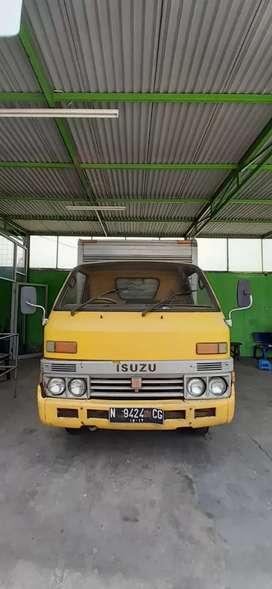 ISUZU BISON PICK UP BOX 2004