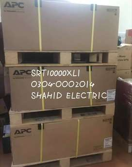 10KVA APC ONLINE UPS MODEL SURT10000XLI BOX PACKED