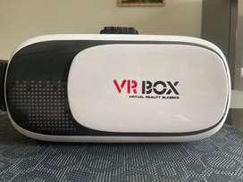 VR BOX GLASSES