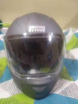 Studds new helmet