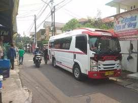 Bus 3/4 rental sewa mobil Haice Elf bus Sewa elf Haice bus medium dll