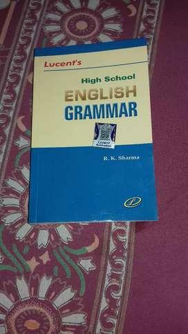 Lucent's High school English Grammer