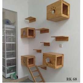 Cat Condo / Rumah Kucing Yogyakarta