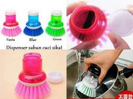 Dispenser sabun sikat