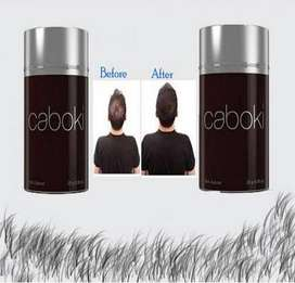 CABOKI Hair Fibers , Cover Hair Baldness instantly