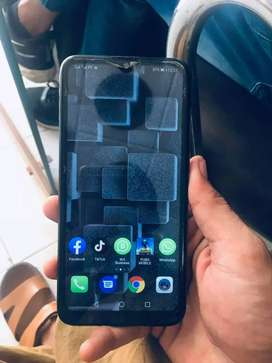 Huawei y7 prime 2019 10/10 with box charjar hands free