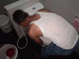 Wc tumpat saluran air sumbat westapel sedot sapsitang ARI talang mmpet