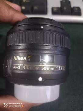 55 lens in good condition