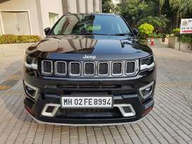 Jeep COMPASS Compass 2.0 Limited Plus 4X4, 2019, Diesel