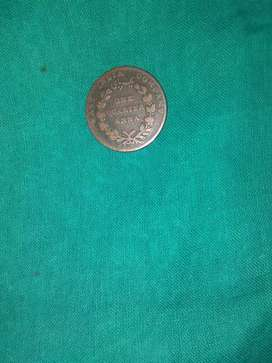 Old coin Since 1835