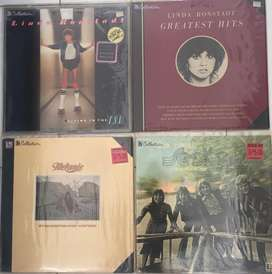 Jual Piringan Hitam (Vinyl) Pop Female, Group kualitas OK.