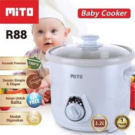 Mito Baby Slow Cooker R88 / R 88 - 1.2L