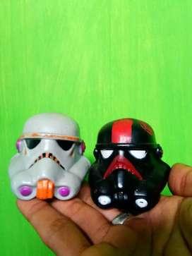 Stawars, trooper head..disney
