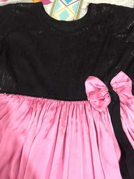 Silk frock ( for party)