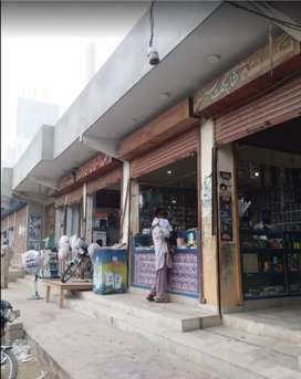 Shop for sale in orangi town nagina shoping center