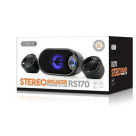 Speaker Robot RS170 Garansi