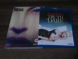 Bundling Madonna MDNA DVD + Blue Ray Truth or Dare