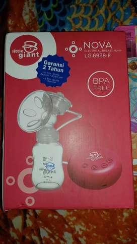 Di jual pompa ASI elektrik merk LITTLE GIANT + kantong ASI GABAG