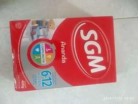 Mdijual susu sgm 6-12 bulan