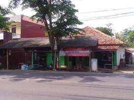 Dijual Tanah Dan Bangunan Rumah Jalan Raya Sadang-Subang Jawa Barat