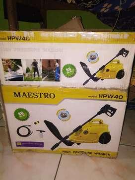 Mesin Jet Cleaner MAESTRO HPW40