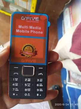 gfive keypad mobile