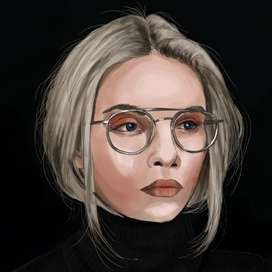 Stylized Digital Portrait