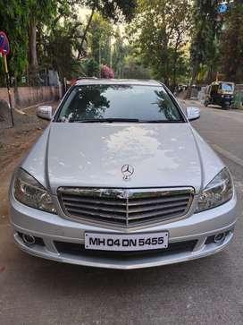 Mercedes-Benz New C-Class 200 K Elegance AT, 2008, Petrol