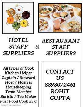 hire staff in your hotel restaurant cafe and qsr in mumbai location