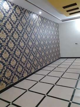 220 sq yards like new portion on 1st floor 3 beds d d in jauhar