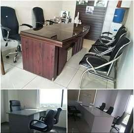 250sqft fully furnish office feroz gandhi market