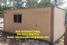 20 feet Office container 4 Rent porta cabin house prefabricated room