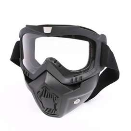Ready : Goggle Mask Bening