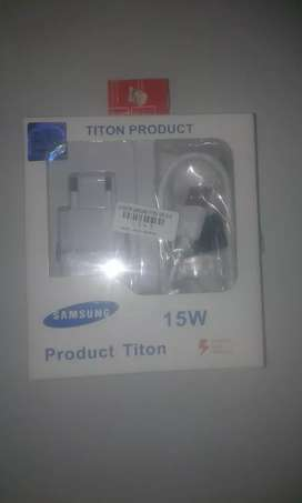 Charger Samsung Titon 15 W (G.A)