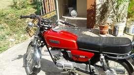 Yamaha RX100 , 1988 model (Japanese engine, original bore) for sale