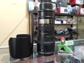 Nikon Nikkor 70-200mm F2.8 VR