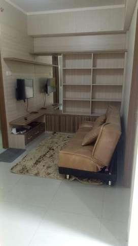 Jual Apartemen Murah Full Furnished The Oasis Mahogany, Bekasi