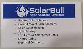 Accounts Executive fir a Solar Epc Company