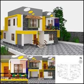 Interior and graphic designer