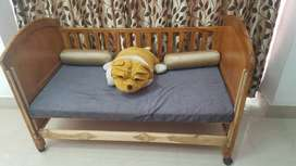 Brand new Baby bed made of high quality wood
