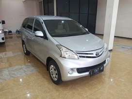 Toyota New Avanza E 2015 MT Manual