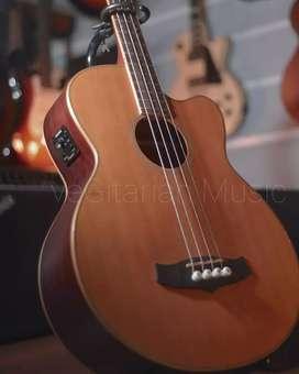 Bass akustik elektrik tanglewood