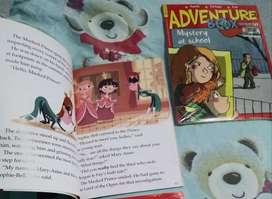 Buku Anak Impor Adventure box Bahasa English