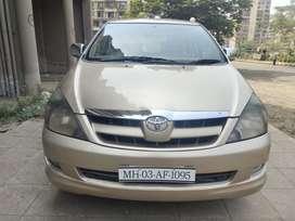 Toyota Innova 2004-2011 2.5 V Diesel 7-seater, 2006, Diesel