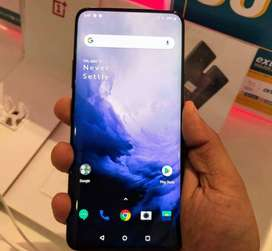 One plus 7 pro model is available in certified refurbished condition