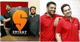 Swiggy process job openings in Delhi